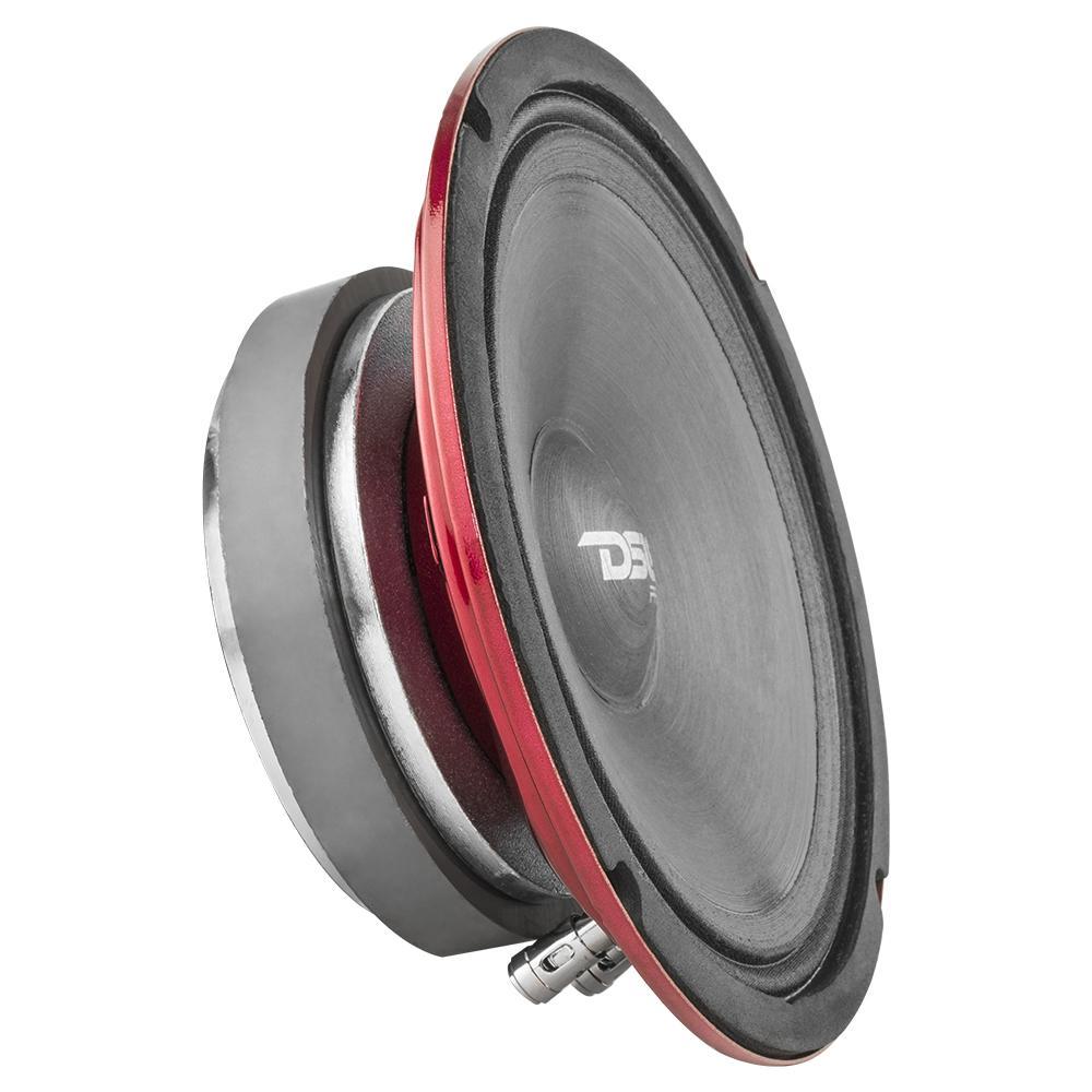 "DS18 Car Midrange Speaker 6"" Inch 550w Watt 2 Ohm Marine Water Resistant"