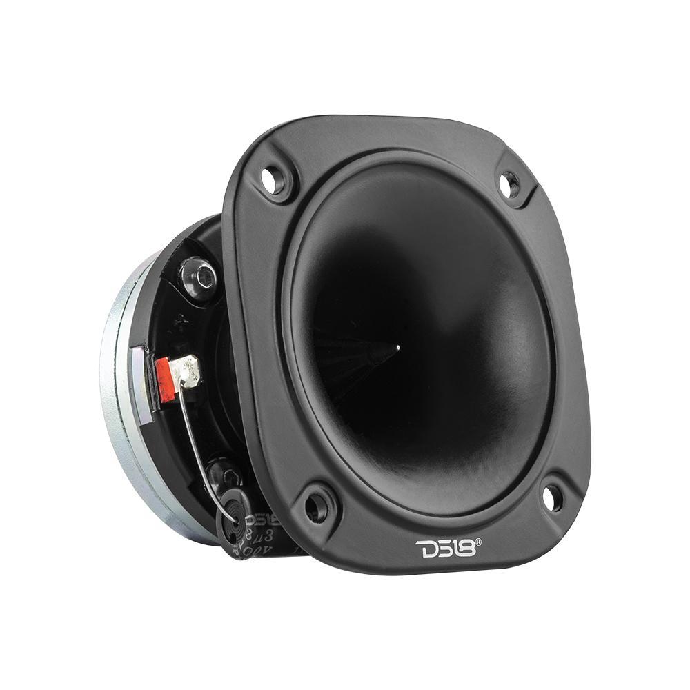 """DS18 Car Audio Tweeter 1"""" Inch 300w Watt Dash Door Super Bullet PRO-TWN2 Single"""