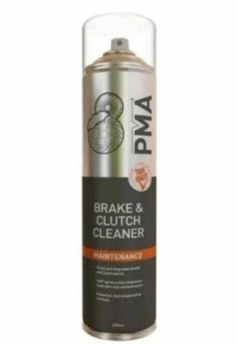 Car Brake Clutch Cleaner Degreaser Spray PMA BRCL 600ml Single