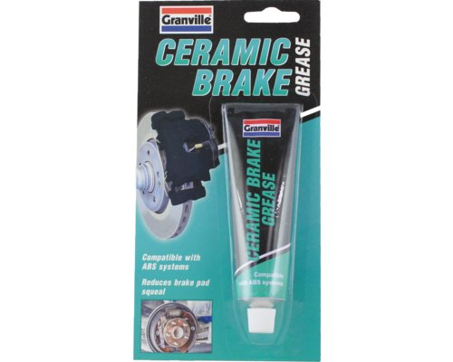Ceremic Brake Grease High Performance Granville 0840 40g Single