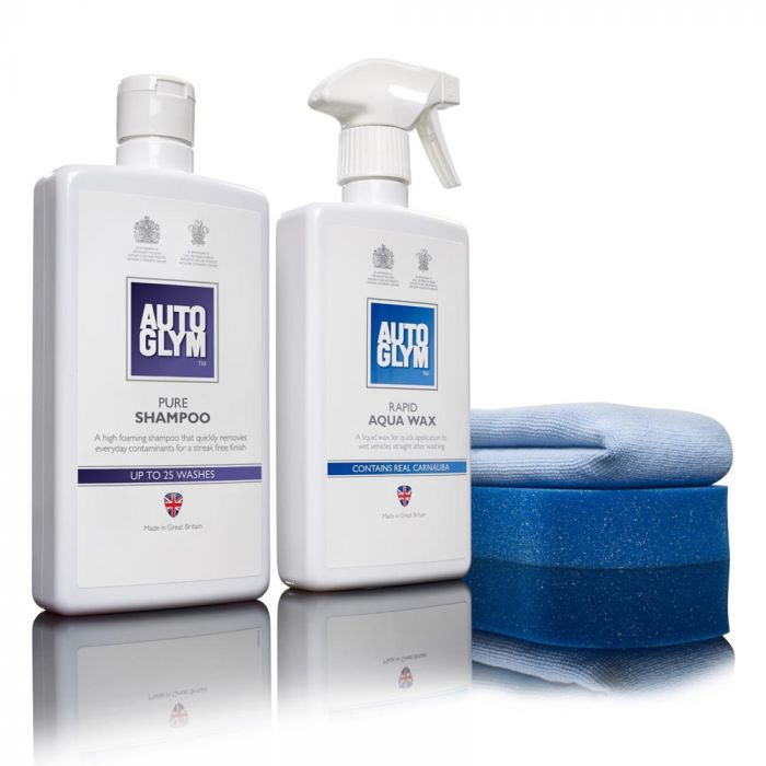 Autoglym Wash Protect Bodyworks BWPKIT2 Car Detailing Valeting 500ml Kit