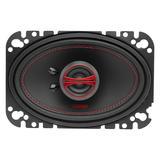 DS18 Car Coaxial Speakers 4x6 135w Watt 4Ohm 2 Way GEN-X4.6 Pair