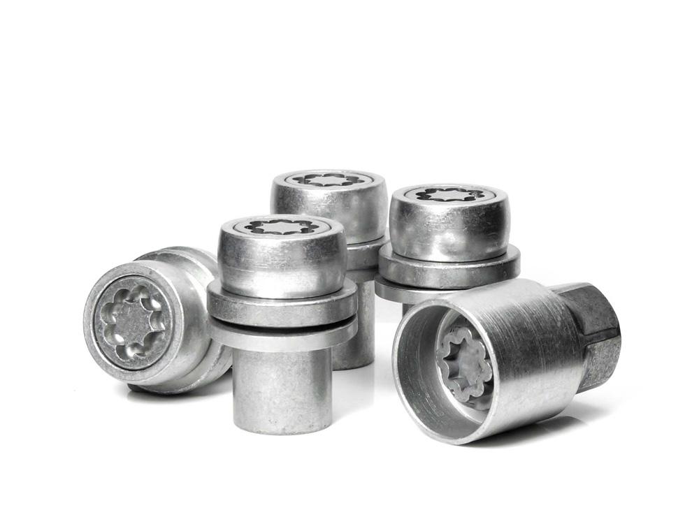 Evo5 763/5-RR High Security Alloy Wheel Locking Wheel Nuts Fits Land Rover Range Rover L322+ 2002-2012 (18? Wheels)
