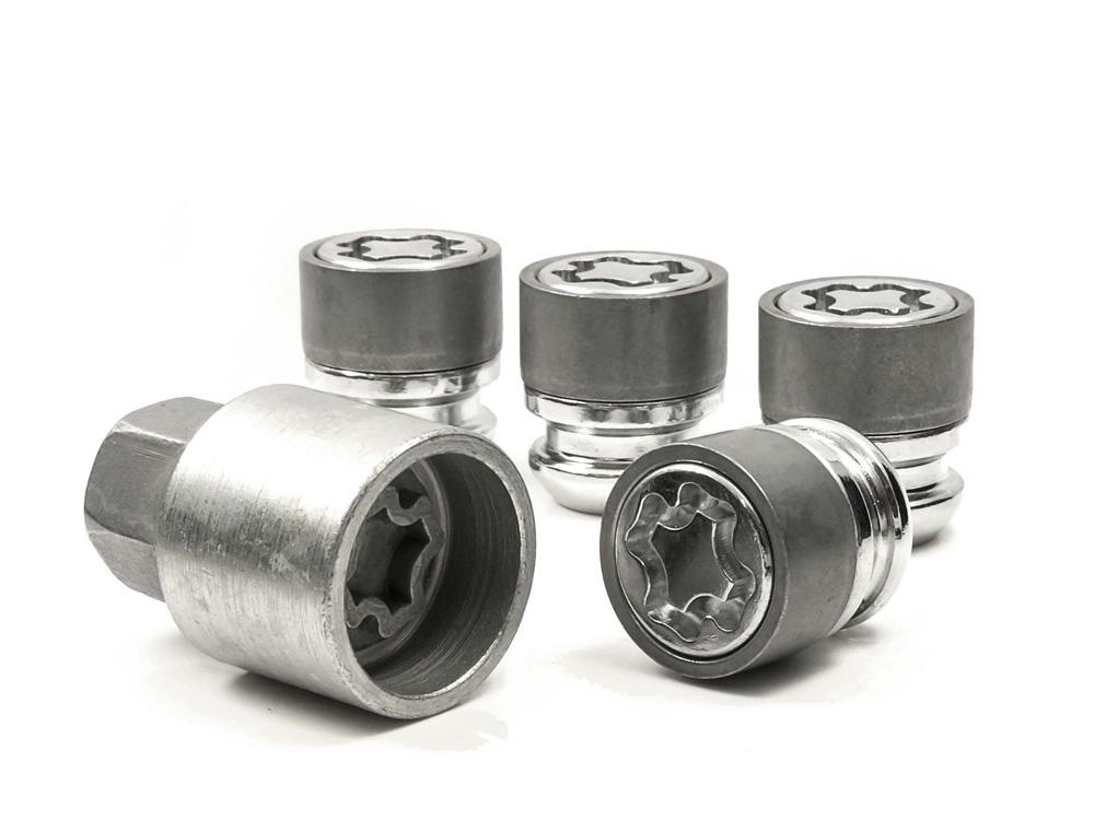 Evo5 369/5 High Security Alloy Wheel Locking Wheel Nuts Fits MG MG ZS 1998-2005