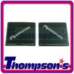 For Nissan 370Z V6 (2 filters sent) PP1728 Pipercross Induction Panel Air Filter Kit