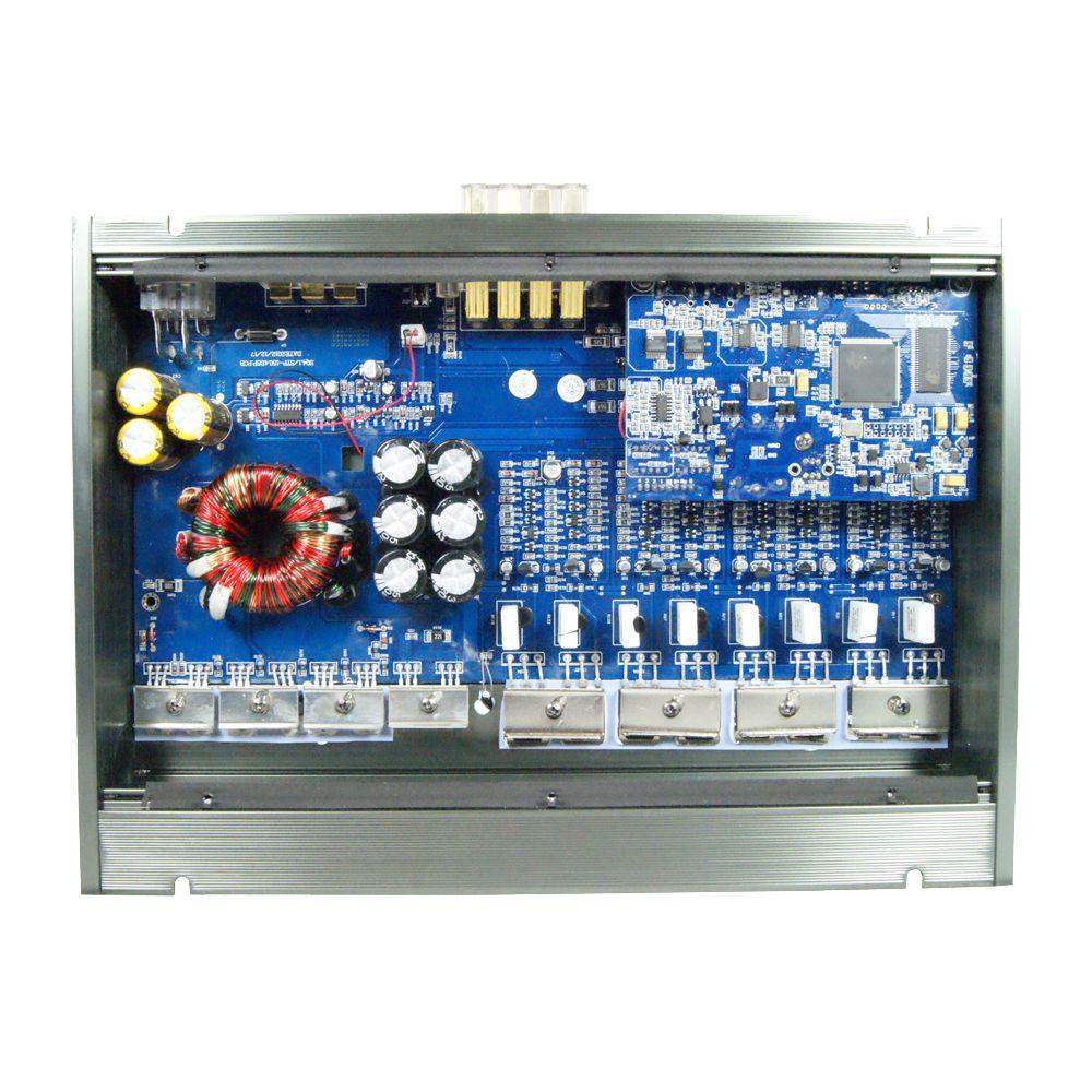 Thompsons Ltd   3/2 Channel DSP Car Amplifier SQ Amp//Bassface SQ4.1 ...