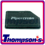Honda Jazz (Fit) 1.5 PP1602 Pipercross Induction Panel Air Filter Kit