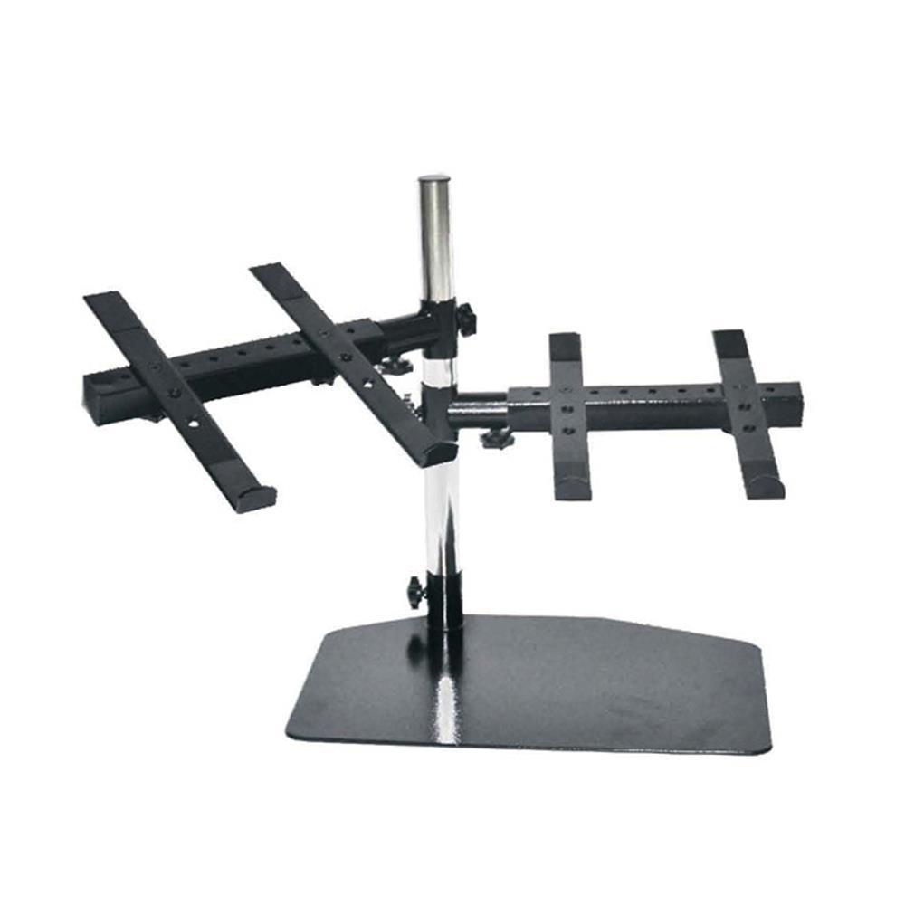PylePro PLPTS45 Laptop Mixer Studio Equipment Stand Holder Single