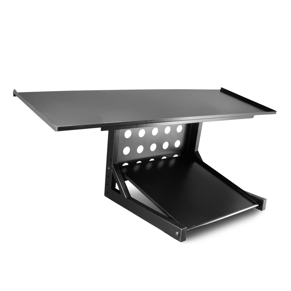 PylePro PLPTS47 Universal Device Studio Equipment Tabletop Stand Single