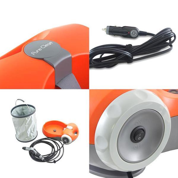 PyleHome PCRWASH18 Pure Clean Travel Outdoor Portable Car Wash Spray Single Thumbnail 4