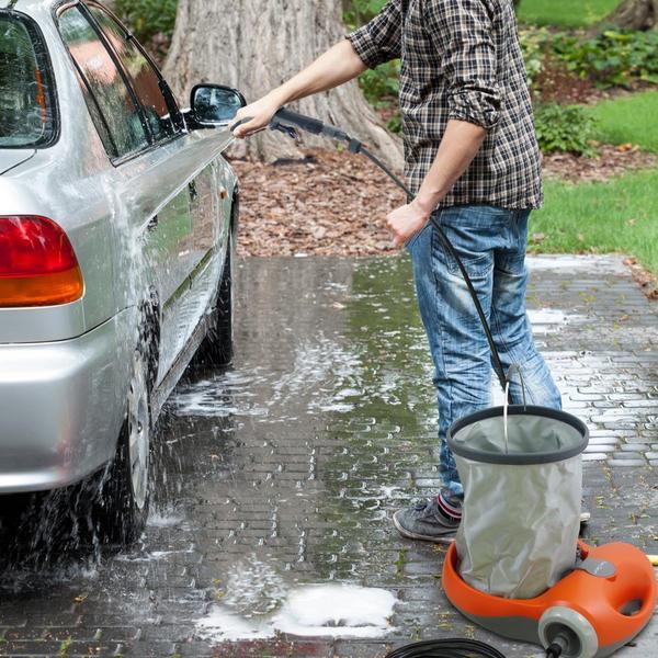 PyleHome PCRWASH18 Pure Clean Travel Outdoor Portable Car Wash Spray Single Thumbnail 5