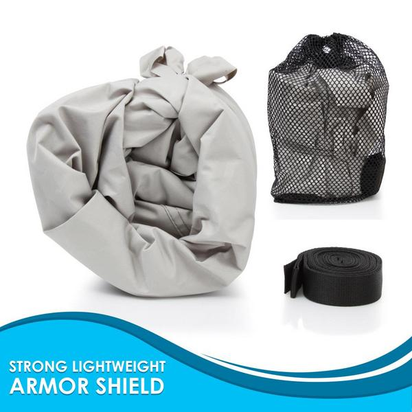 Pyle PCVJS12 Universal Armor Shield Marine Jetski Storage Cover Single Thumbnail 2