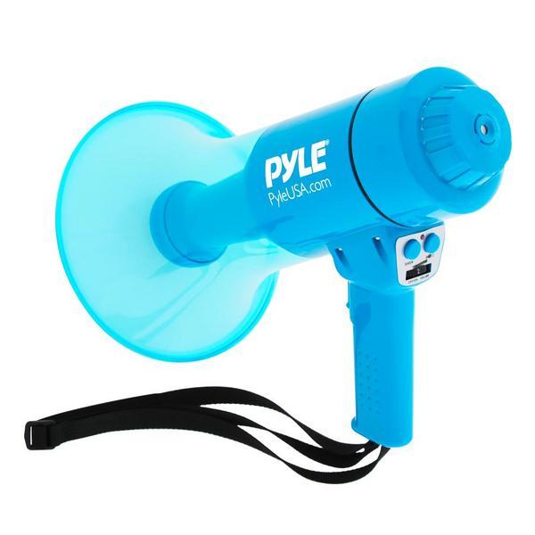 Pyle PMP66WLT 40 Watt Water Resistant Indoor Outdoor PA Megaphone Single Thumbnail 2