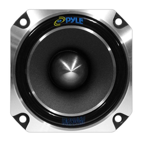"Pyle Door Dash Flush Fit 300w Heavy Duty 3.25"" Bullet Horn Tweeter Single"
