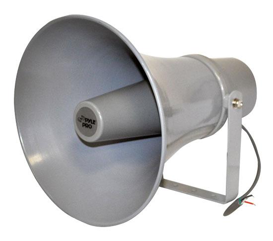 "Pyle-Home PHSP121T 11"" Indoor/Outdoor 70 Volt 30W Pa Horn"