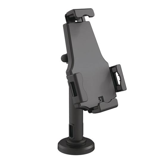 Pyle PSPADLK8 Universal Tamper-Proof Anti-Theft iPad Tablet Kiosk Stand Holder