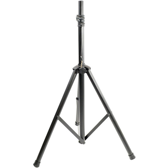 Pyle PSTND2 6 Foot Heavy Duty Tripod Speaker Mount Stand PA DJ Disco Use