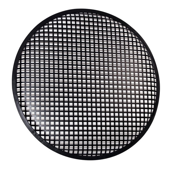 "Pyramid Steel Protective Subwoofer Sub Speaker Grills Grilles 10"" Inch Pair"