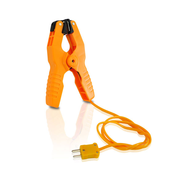 Pyle PCTL01 Thermometer Temp Temperature Replacement Pipe Clamp and Lead Only