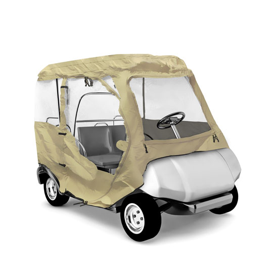 PYLE PCVGFCP90 CLUB CAR PRESIDENT GOLF CART ENCLOSURE,