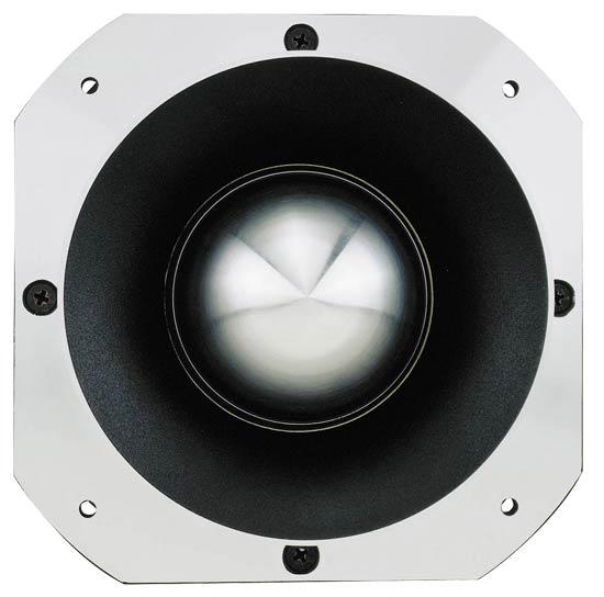 "Pyle PDBT58 5"" Super Heavy Duty Titanium 4 Ohm Car Home Pro Audio 1000w Tweeter"