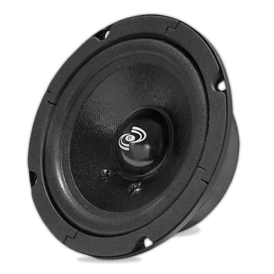 "Pyle 5"" Inch 200w Mid Bass Driver Speaker For DJ Home Car Audio 8ohm Single"