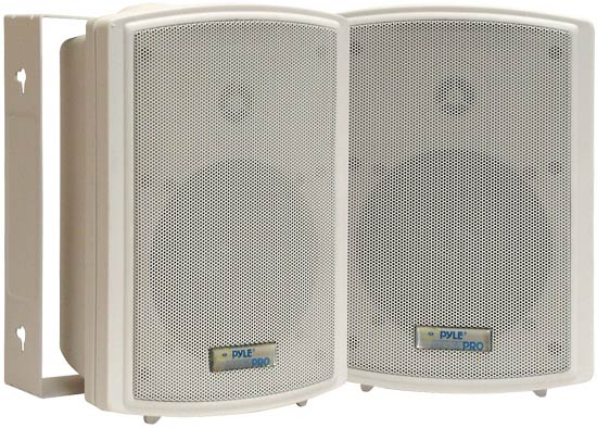 "Pyle-Home PDWR5T 5.25"" Indoor Outdoor Speaker With Transf"