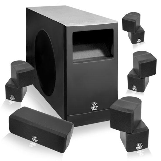 Pyle-Home PHS51P 5.1 Speaker System