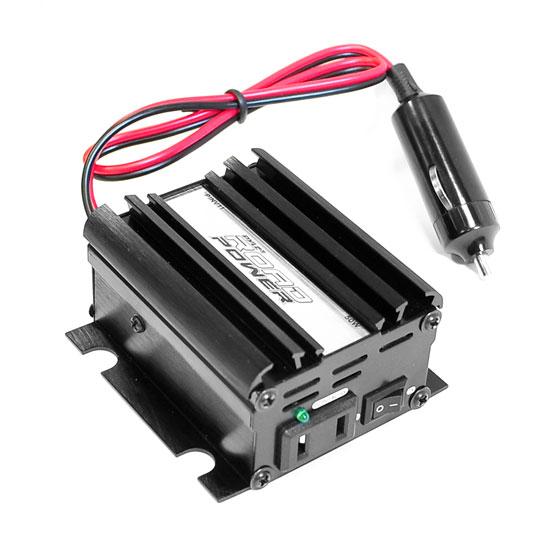 12v 0.3 Amp 120v 100 Watts Car No Load Consumption Power Inverter