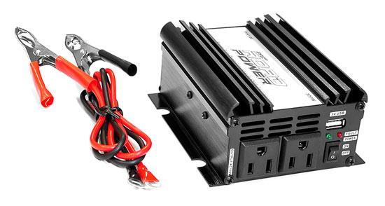 12v 0.3 Amp 120v 600 Watts Car No Load Consumption USB Power Inverter