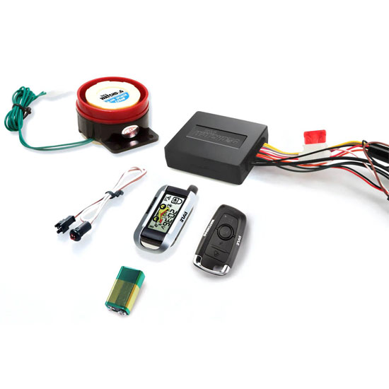 Pyle PLMCWD75 Motorcycle Motobike Scooter 12v Vehicle Alarm Security System