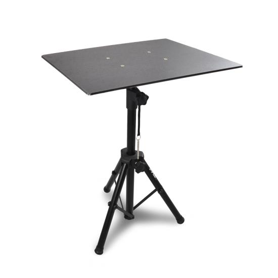 Pyle PLPTS3 Pro DJ Laptop Tripod Adjustable Stand For Notebook Computer