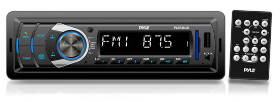PYLE PLTR25UB 24 VOLT DECKLESS RADIO