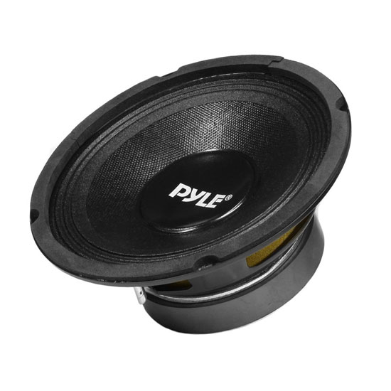 Pyle Pro DJ PPA12 700w 8 Ohm Professional PA 12'' Inch Sub Woofer Bass Speaker