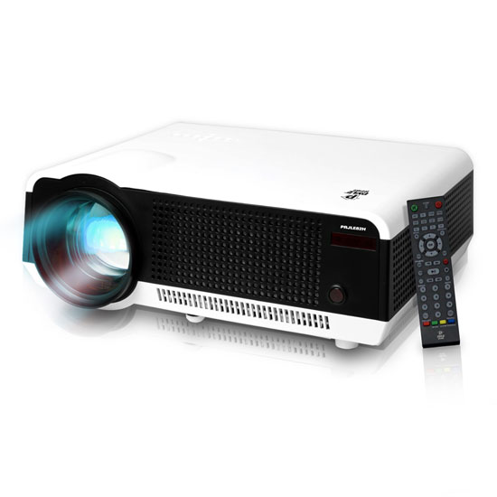 PYLE-HOME PRJLE82H PROJECTOR , HD 5.8INCH LCD PANEL