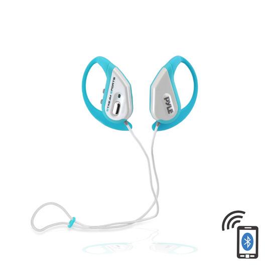 PWBH18BL Waterproof Bluetooth Swimming Wireless Earphones Built-in Mic Handsfree