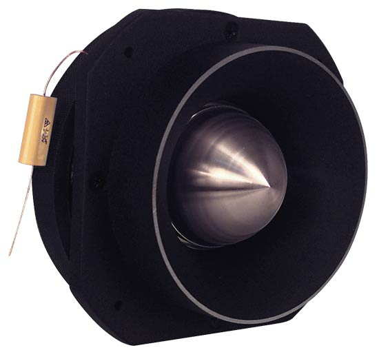 "Pyramid USA TW57 5"" Titanium Car Heavy Duty Bullet Horn Tweeter 1000w Single"