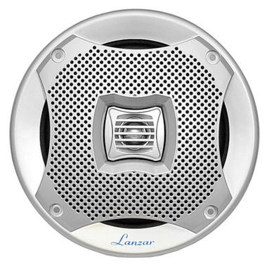 "Lanzar WaterProof Outdoor Boat Patio Marine 5.25"" In Wall Cabin Speakers Thumbnail 3"