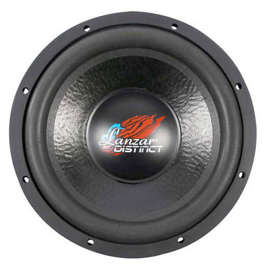 "Lanzar Distinct DVC 4 Ohm 12"" 1600w Compact Car Subwoofer Sub Woofer Bass Driver Thumbnail 1"