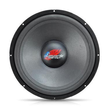 Lanzar DCTOA10D Distinct Open Air DVC Distinct Series 10-Inch High Power IB Open Free-Air 4 Ohm Subwoofer DVC Thumbnail 3