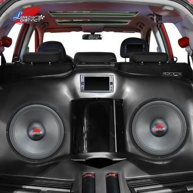 Lanzar DCTOA10D Distinct Open Air DVC Distinct Series 10-Inch High Power IB Open Free-Air 4 Ohm Subwoofer DVC Thumbnail 6
