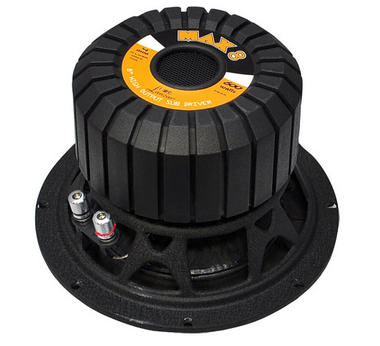 "Lanzar USA Max Mid Bass Driver 8"" 4 Ohm 600w In Car Audio Subwoofer Sub Woofer Thumbnail 3"