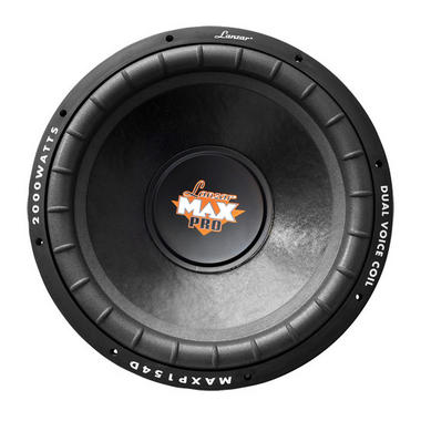 "Lanzar Black 15"" Inch 2000w Car Audio Subwoofer Driver SQ SPL Sub Bass Woofer Thumbnail 3"