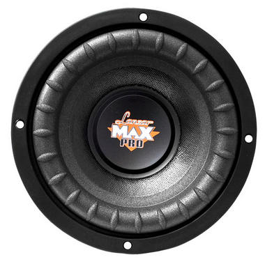 "Lanzar MAXP64 Max Pro 6.5"" 600w Small Enclosure 4 Ohm Subwoofer (Single) Thumbnail 3"