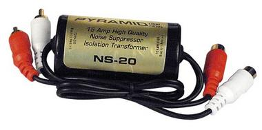 Pyramid NS20 15A Amp Noise Hum Earth Loop Surpressor Destroyer Silencer Thumbnail 1
