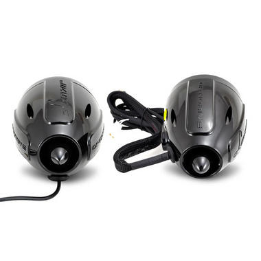 Lanzar OPTIAT94A Opti-Drive Weatherproof Dual Bluetooth Speaker System Thumbnail 5
