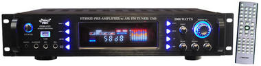 Pyle P3201ATU 3000w Hybrid AM FM Tuner USB Stereo Home Hi-Fi Amp Amplifier Thumbnail 1
