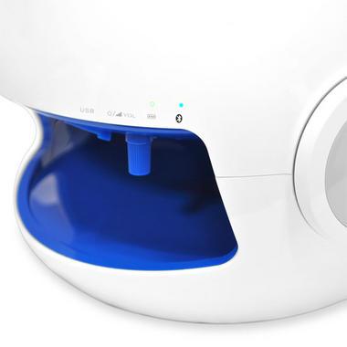 Pyle PBTSN50 SunBlast Portable Bluetooth Solar Power Speaker Hands-Free Call Thumbnail 3