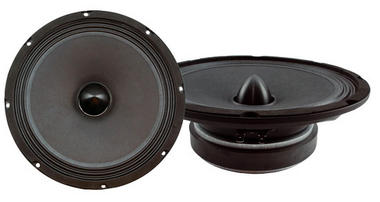 "Pyle Pro Mid Bass Driver 10"" 3 Ohm 1000w In Car Audio Subwoofer Sub Woofer NEW Thumbnail 1"