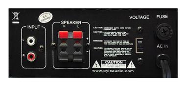 Pyle-Home PCA2 Pyle Mini Computer Stereo Power Amp 80w Thumbnail 4